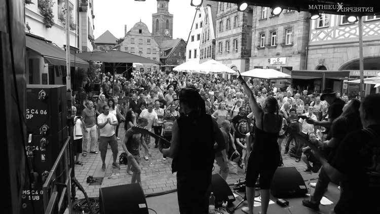 Southern Roxx live at Fürth Festival / Franken